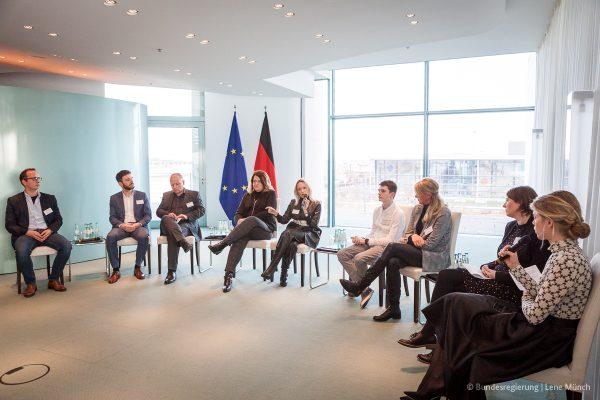 Panel Bildung im Digitalzeitalter – Mut zur Veränderung